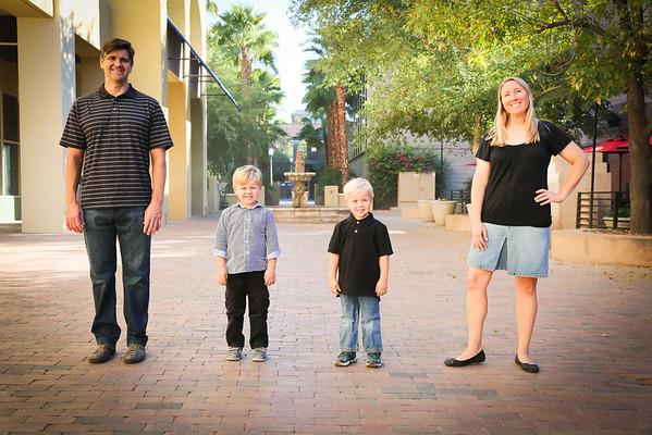 Vorseth Family Photos