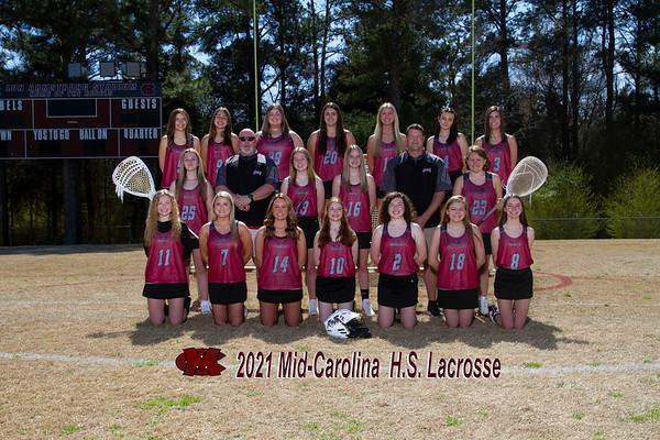2021 Girls Lacrosse