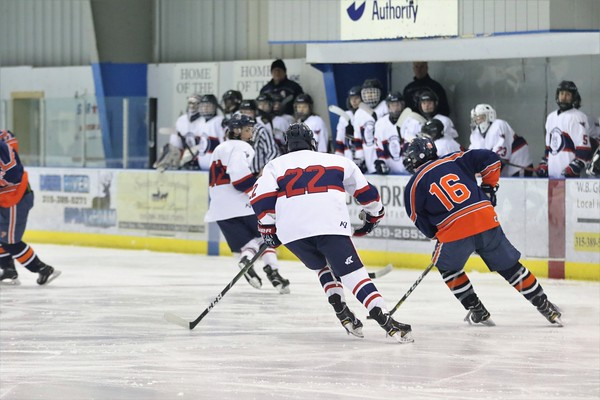 SLC VARSITY BOY HOCKEY-POTSDAM
