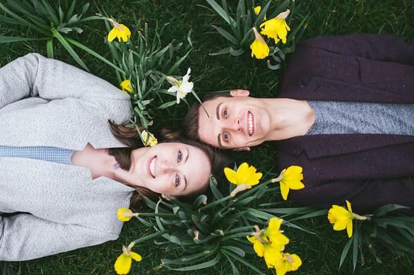 Seb and Breanna's Dublin engagement