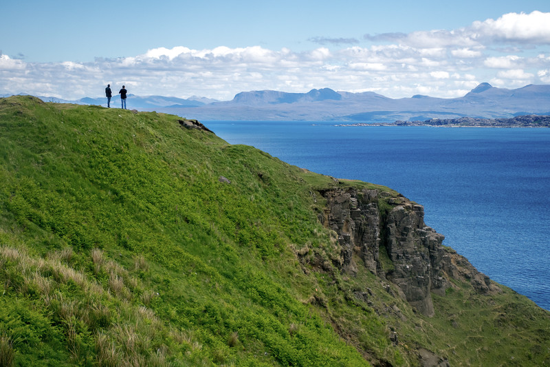 Isle of Skye Bluff