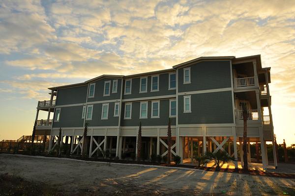 Holden Beach NC house