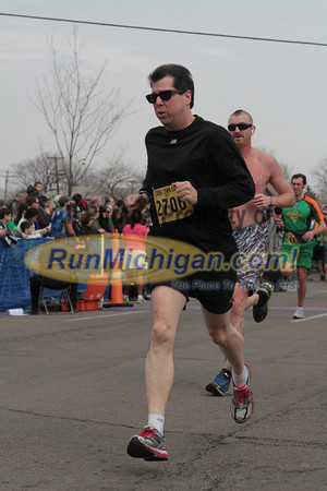 Finish 5K Part 3 - 2013 Corktown Race