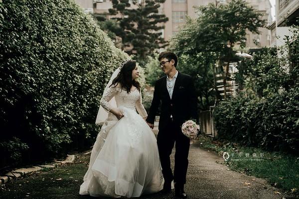 淡水富基采儷婚宴會館 V & W | 迎娶 晚宴| 婚攝 | 婚禮紀錄