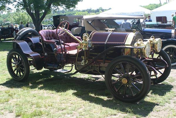 Greenwich Car Show