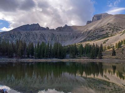 Bald Mountain in Great Basin NP 8.30.13