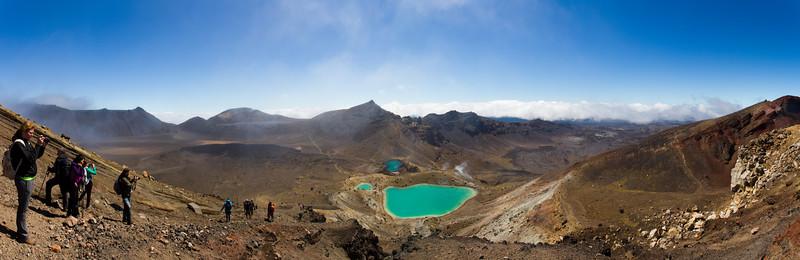 Day 7 - Tongariro Alpine Crossing