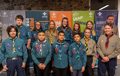 Chief Scout Awards (September 2018)