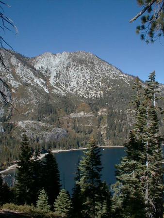 Lake Tahoe 2001