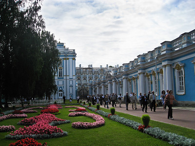 St. Petersburg - Catherine's Palace