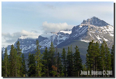 Canmore and vicinity