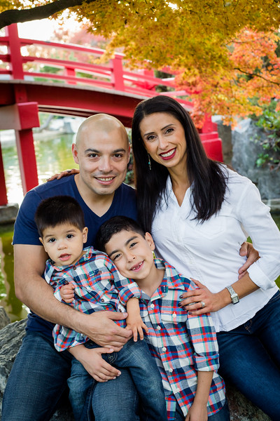 Renteria Family | Fall Session
