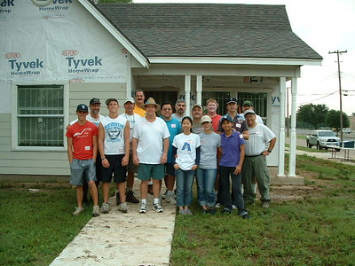 Habitat for Humanity 2007