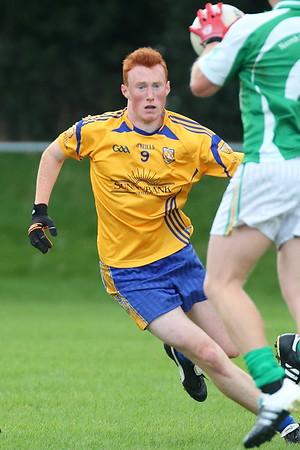 Na Fianna v St Kevins Killians Murphy Cup Semi 110916