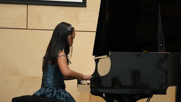 Liesl and Lauren's Piano Recital 2016