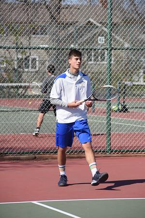 Boys Varsity Tennis – 2016