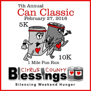 2016.02.27 Can Classic Blessings 5K 10K