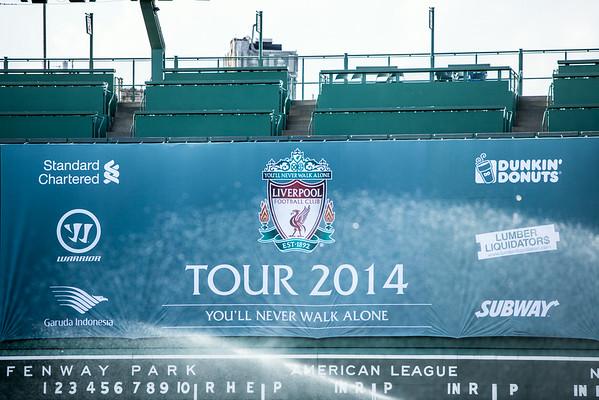 LFC Tour 2014