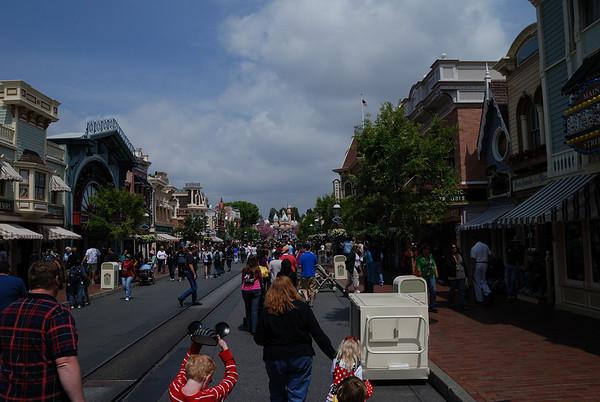 Disneyland Day Escape - 4.08.08