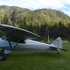 Johnson Creek - Idaho Backcounty Trip