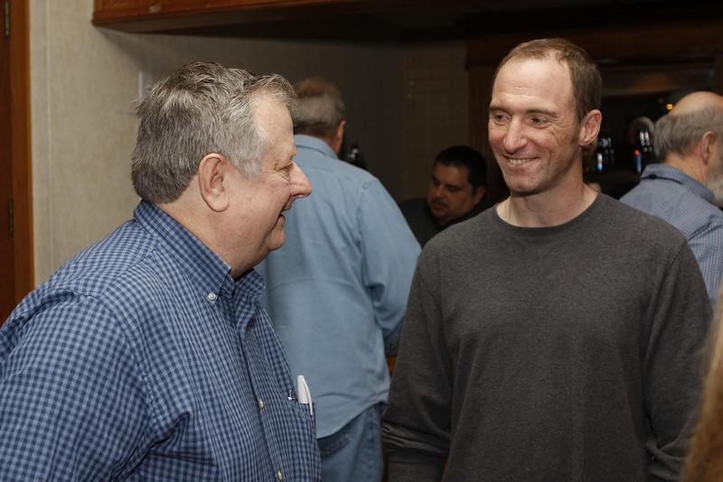 Bob Mau & Chuck Broy