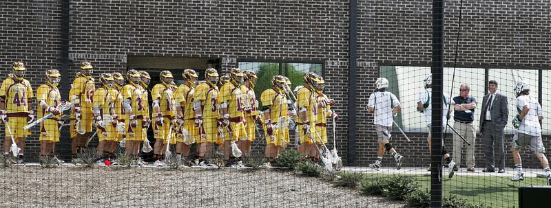 SU Lax 2009 - Qrtr Finals NCAA - Stevenson