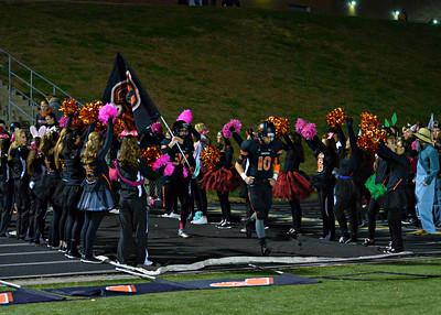 2014 Varsity Football vs Smithville