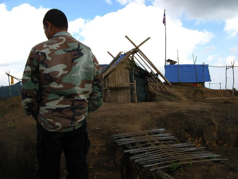 The run-down camp