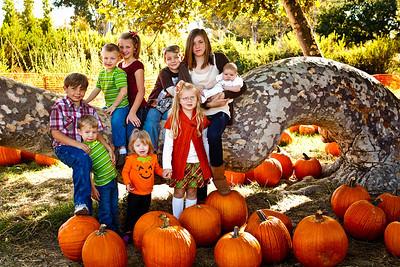 Pumpkin Patch - Oct 10, 2011