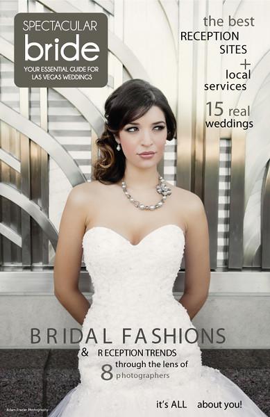 2013 Spectacular Bride Magazine Covers