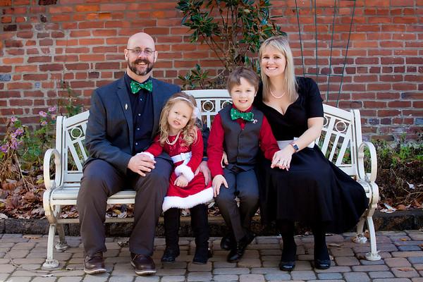 Walters Family Christmas 2018