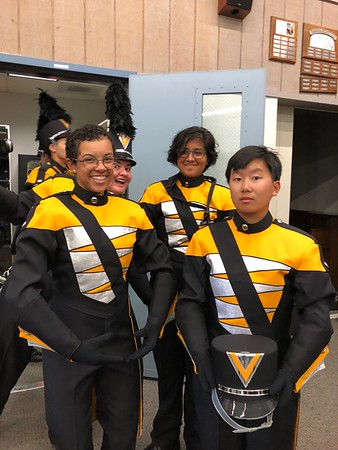 2018 Homecoming Performance - Vernell's Photos