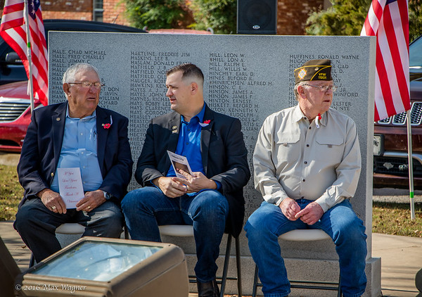 Shannon Springs Veteran's Day celebration