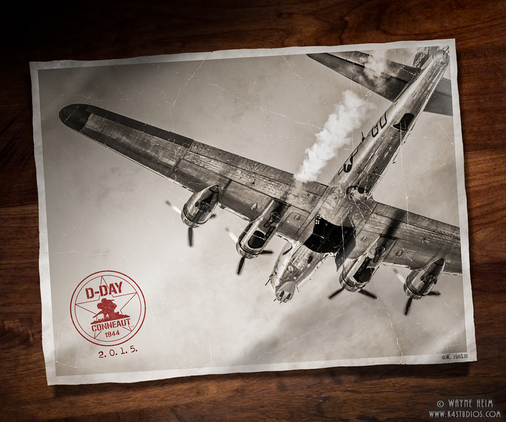 Bombs Away -  Photography by Wayne Heim