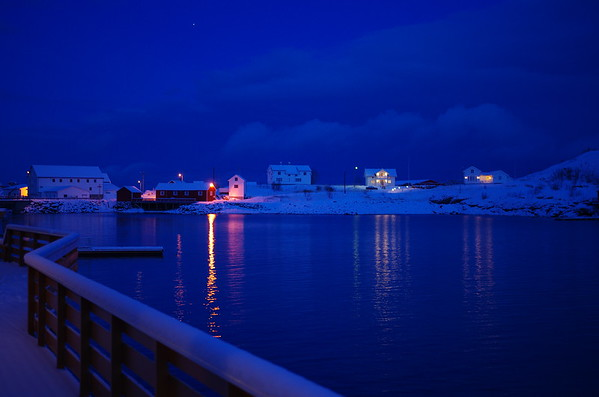 Arctic circle North Pole