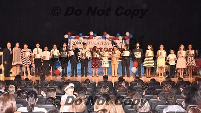 Palm Springs North Elem 5th Grade Awards Ceremony