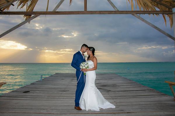 Anisa & Jaggy Tobago Wedding Reception