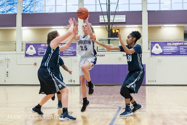 Broughtongirls JV basketball vs Millbrook. February 14, 2019. 750_7050