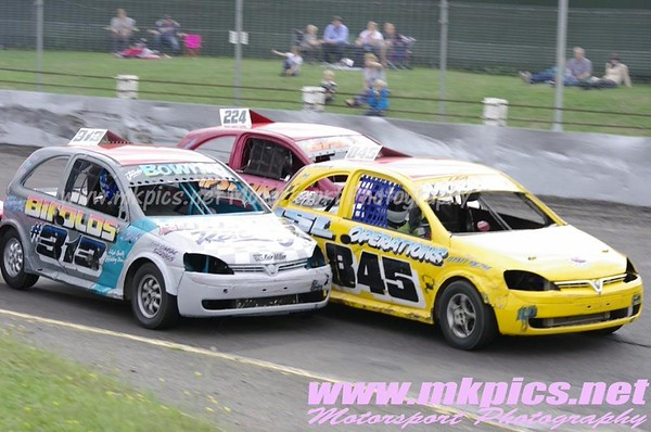 Stock Rods, Northampton 16 August 2015