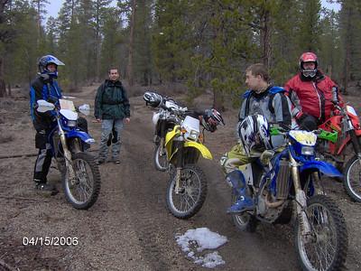 EFR TT'r Ride April 2006