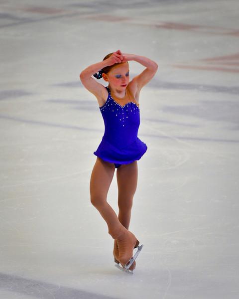 Utah Winter Games Figure Skating 2/8/2013
