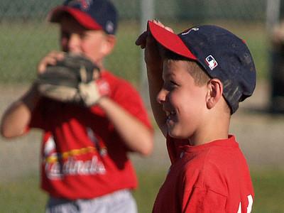 Zach Little League May 15, 2006
