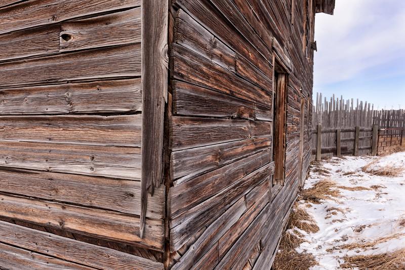 Old Barn  Alberta