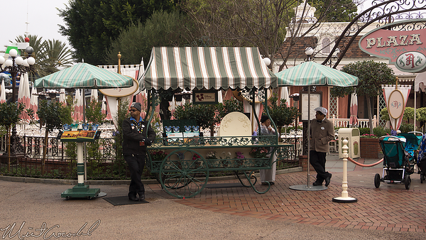 Disneyland Resort, Disneyland, Main Street USA, Disney Vacation Club, Cart, DVC