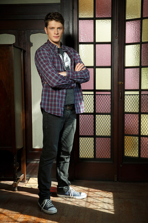 ". RAVENSWOOD - Brett Dier stars as Luke Matheson on ABC Family\'s ""Ravenswood.\"" (ABC FAMILY/Bob D\'Amico)"