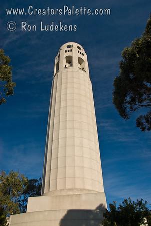 Coit Tower - Telegraph Hill