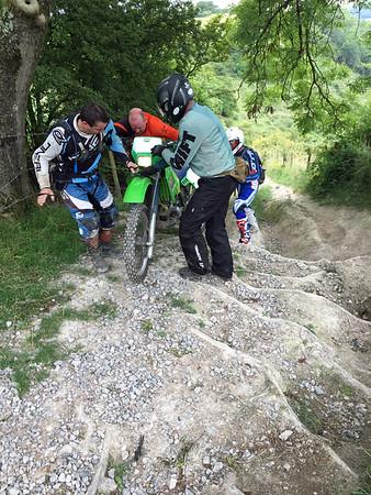 2019 Big Trailie Ride in Hampshire