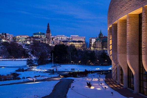 Ottawa Skyline, 2018