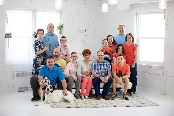 Hansen Family - 2019