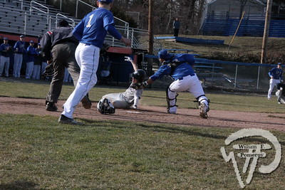 BASEBALL ■ vs. Cape Cod Academy — 3 . 30 - 2017
